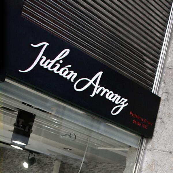 Pastelería Julián Arranz