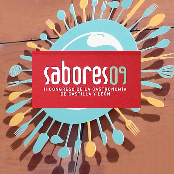 """Congreso de Gastronomía de Castilla y León """"Sabores"""""""
