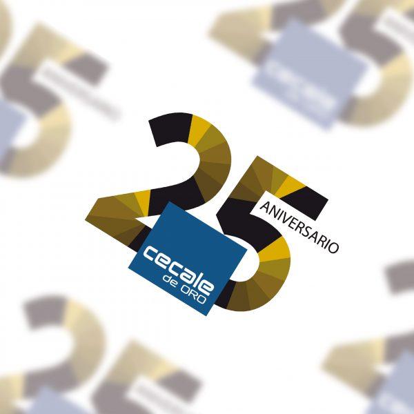 25 Aniversario Cecale de Oro