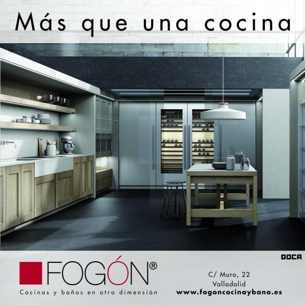 FOGÓN Cocina y baño